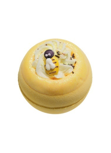 Bomb Cosmetics Honey Bee Mine Blaster 160g Renkli